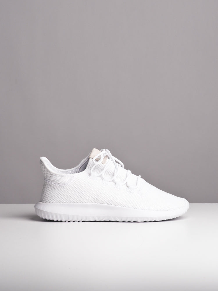 MENS TUBULAR SHADOW WHITEWHITE SNEAKERS CLEARANCE