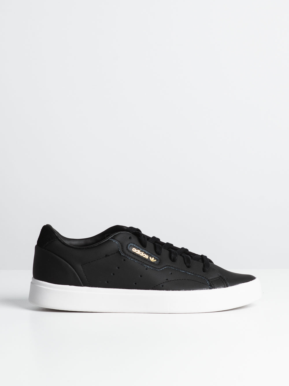 WOMENS SLEEK - BLACK/BLACK/WHITE