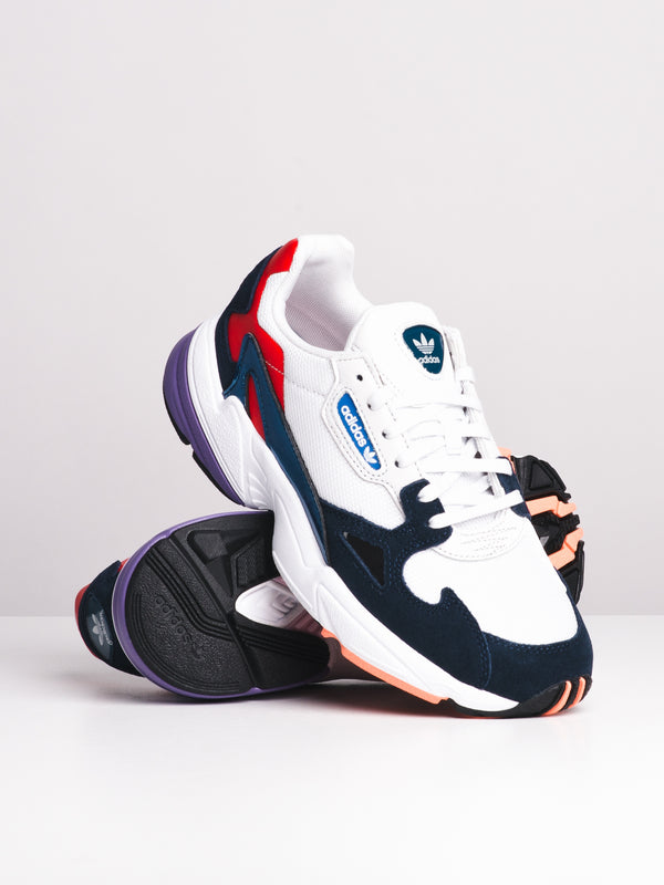 WOMENS FALCON W - WHITE/NAVY