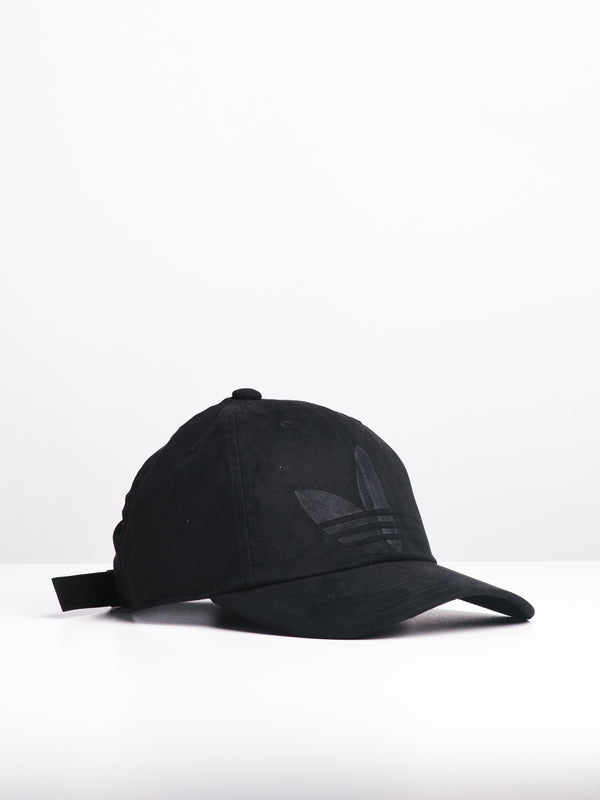 W OG RELAXED DEBOSS - BLACK