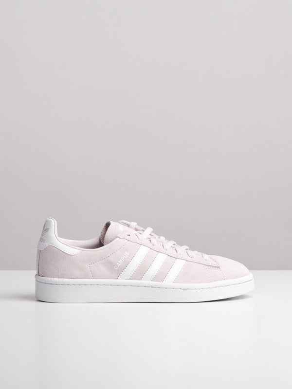 WOMENS CAMPUS W ORCHID TINT/WHITE SNEAKERS- CLEARANCE