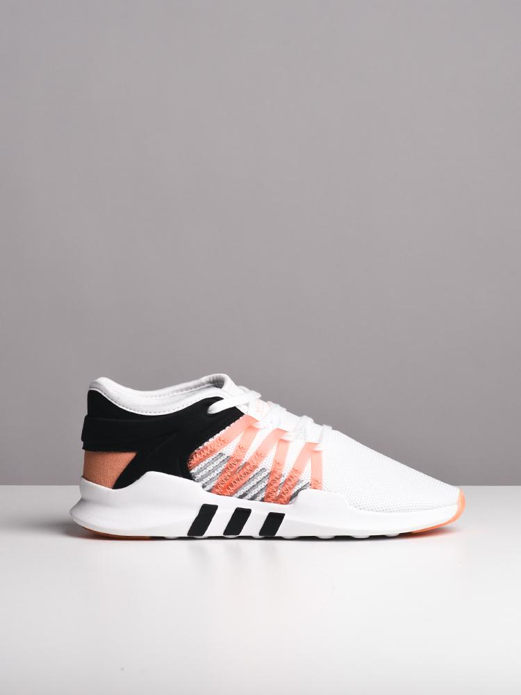 WOMENS EQT RACING ADV W WHITE SNEAKERS- CLEARANCE
