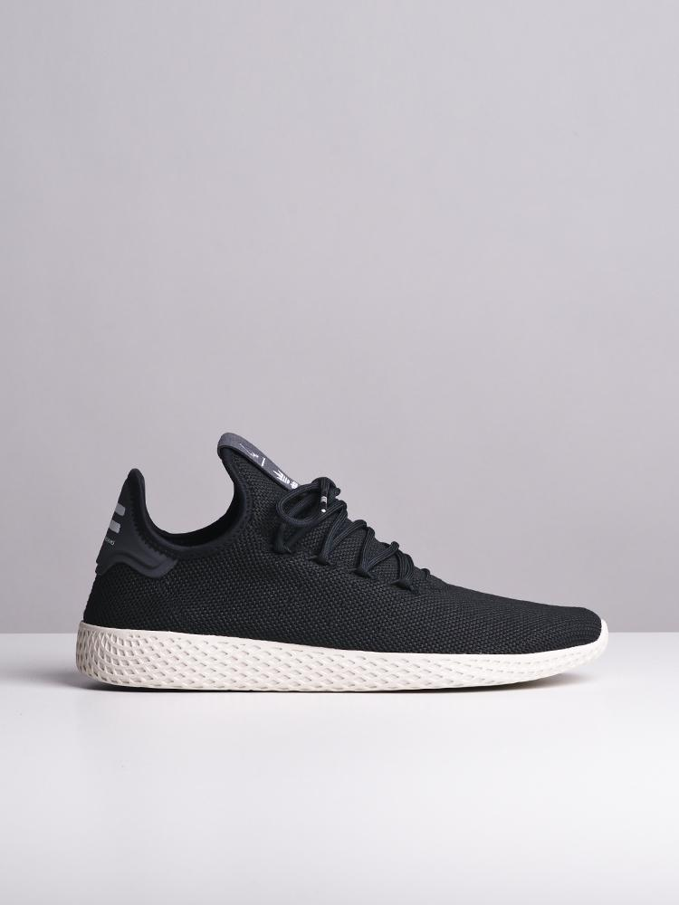 MENS PHARRELL WILLIAMS TENNIS HU CARBON SNEAKERS- CLEARANCE