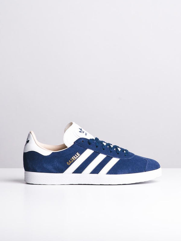 WOMENS GAZELLE W INDIGO/WHITE SNEAKERS- CLEARANCE