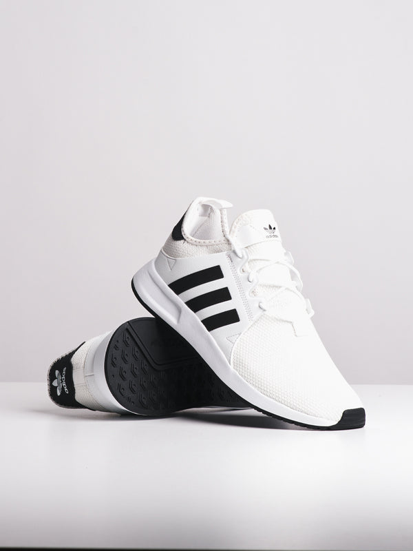 MENS X_PLR WHITE/BLACK SNEAKERS - CLEARANCE