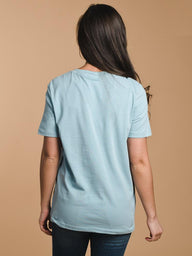 WOMENS TREFOIL SHORT SLEEVE T SHIRT