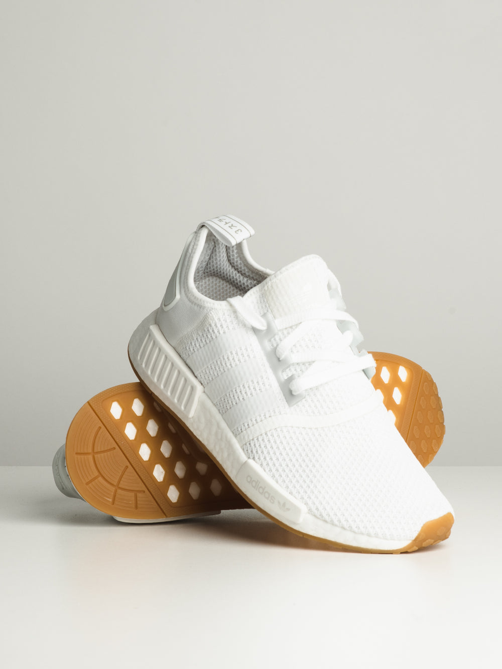 MENS NMD_R1 - WHITE/WHITE