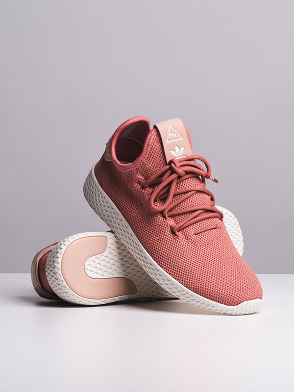 WOMENS PHARRELL WILLIAMS TENNIS HU W ASH PINK SNEAKERS
