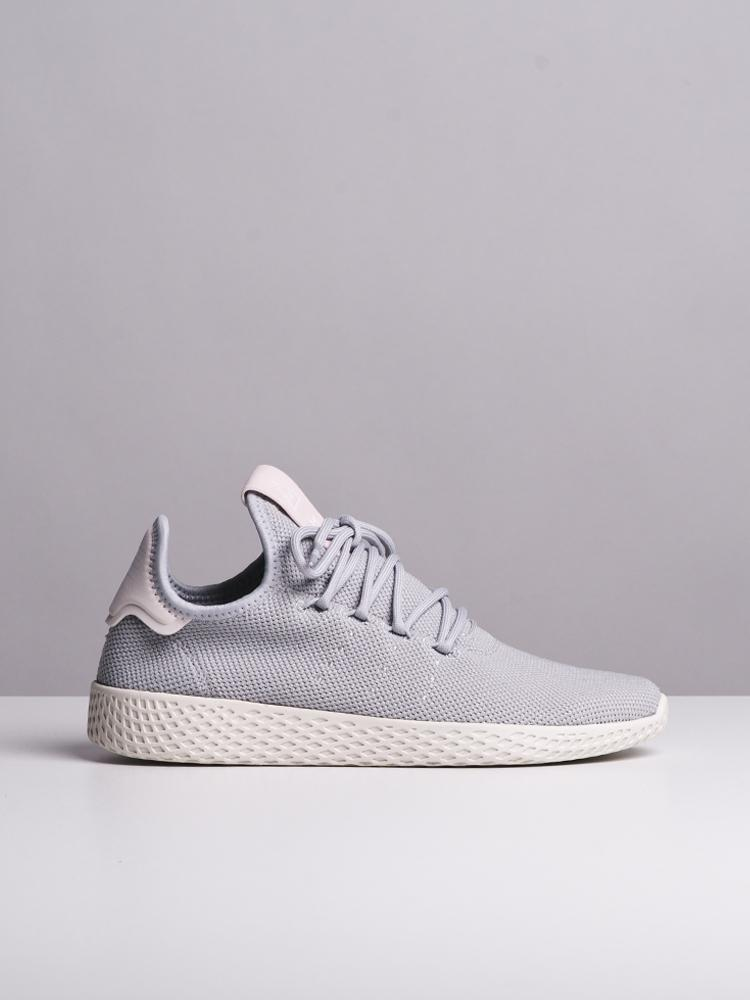 4a25d3247 WOMENS PHARRELL WILLIAMS TENNIS HU W LIGHT GREY SNEAKERS