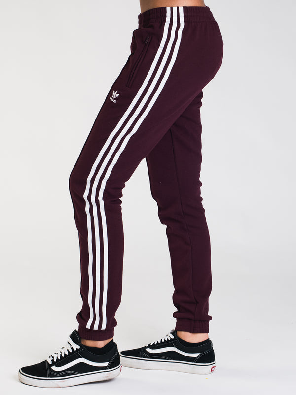 WOMENS CLRDO SST TRACK PANT - MAROON