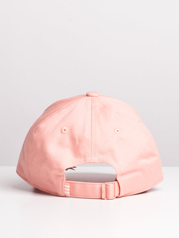 ACID WASHED CAP - PINK/WHITE