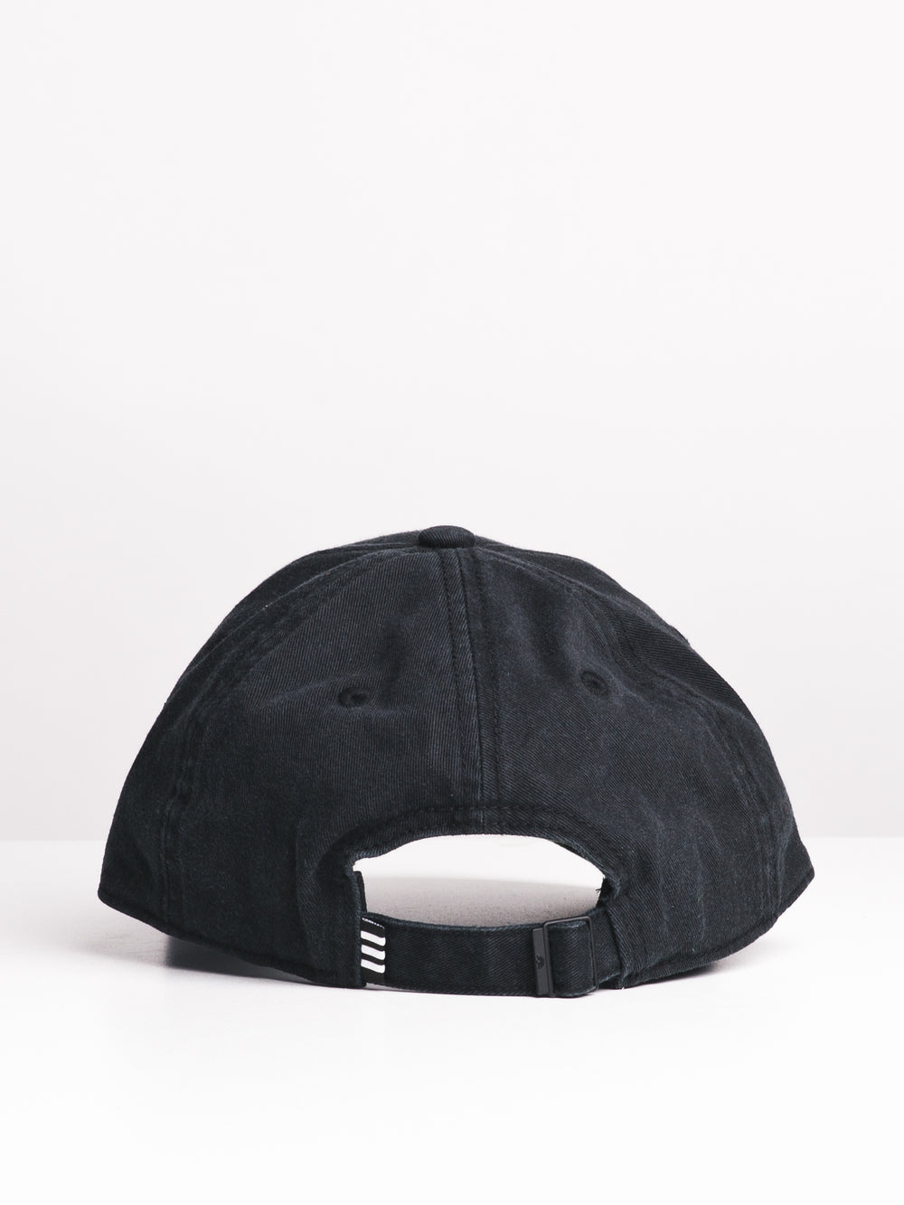 ACID WASHED CAP - BLACK/WHITE