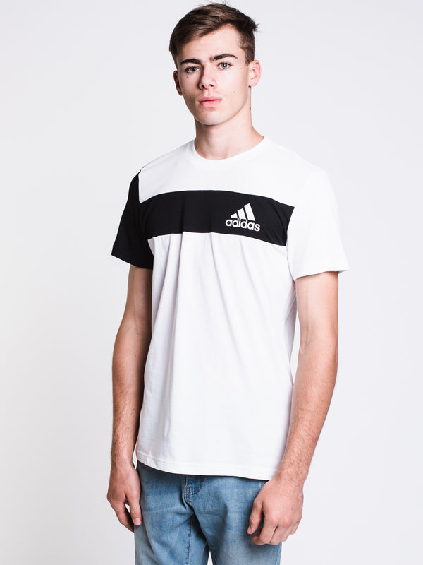 MENS SID SHORT SLEEVET-SHIRT- WHITE