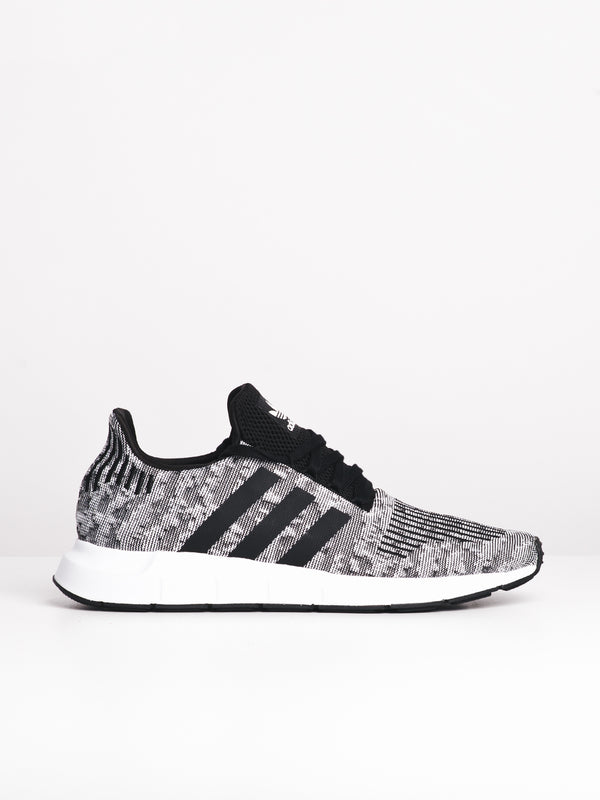 MENS SWIFT RUN - WHITE/BLACK