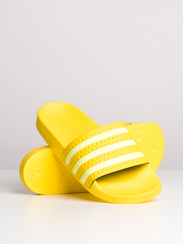WOMENS ADILETTE W - YELLOW/FROZEN
