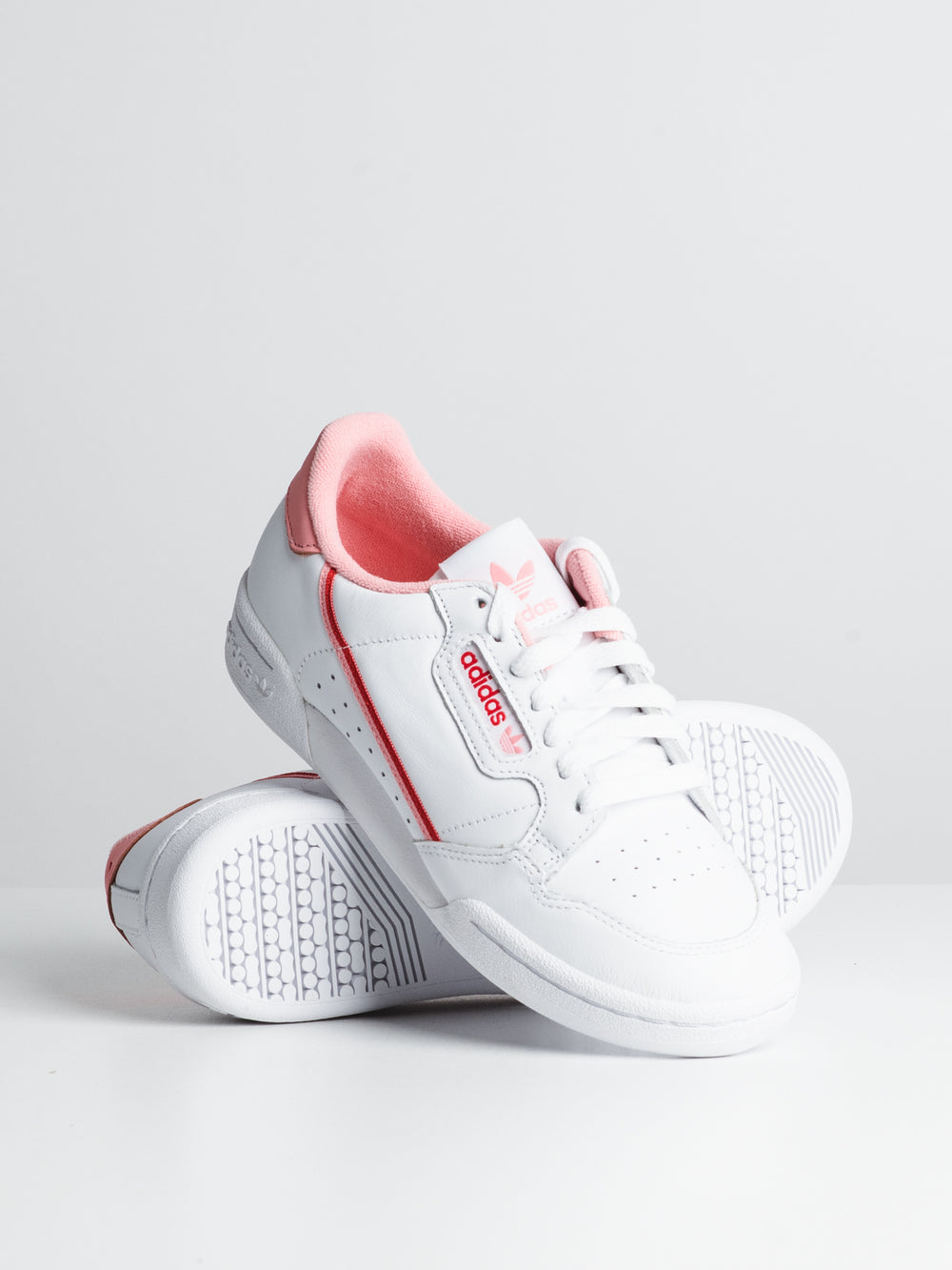 WOMENS CONTINENTAL 80 - WHT/PNK/RED