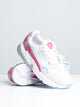 WOMENS W FALCON - WHITE/PINK