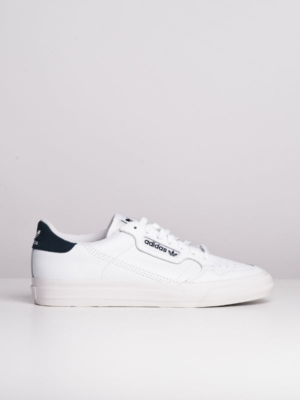 MENS CONTINENTAL VULC - WHITE/NAVY