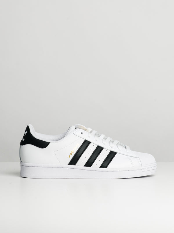 MENS SUPERSTAR - BLACK/WHITE