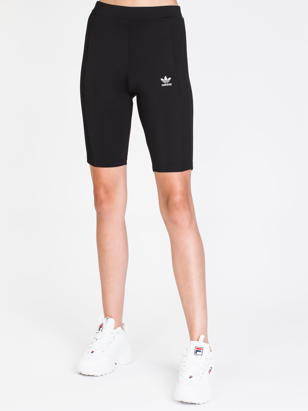WOMENS CYCLING SHORT - BLACK