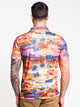 MENS UR SHORT SLEEVE VACAY SHIRT - MULTI
