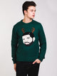 MENS GIFT RAPPERS XMAS SWEATER - CLEARANCE
