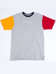 MENS B.COOLS HRTGE SHORT SLEEVE T-SHIRT - GREY