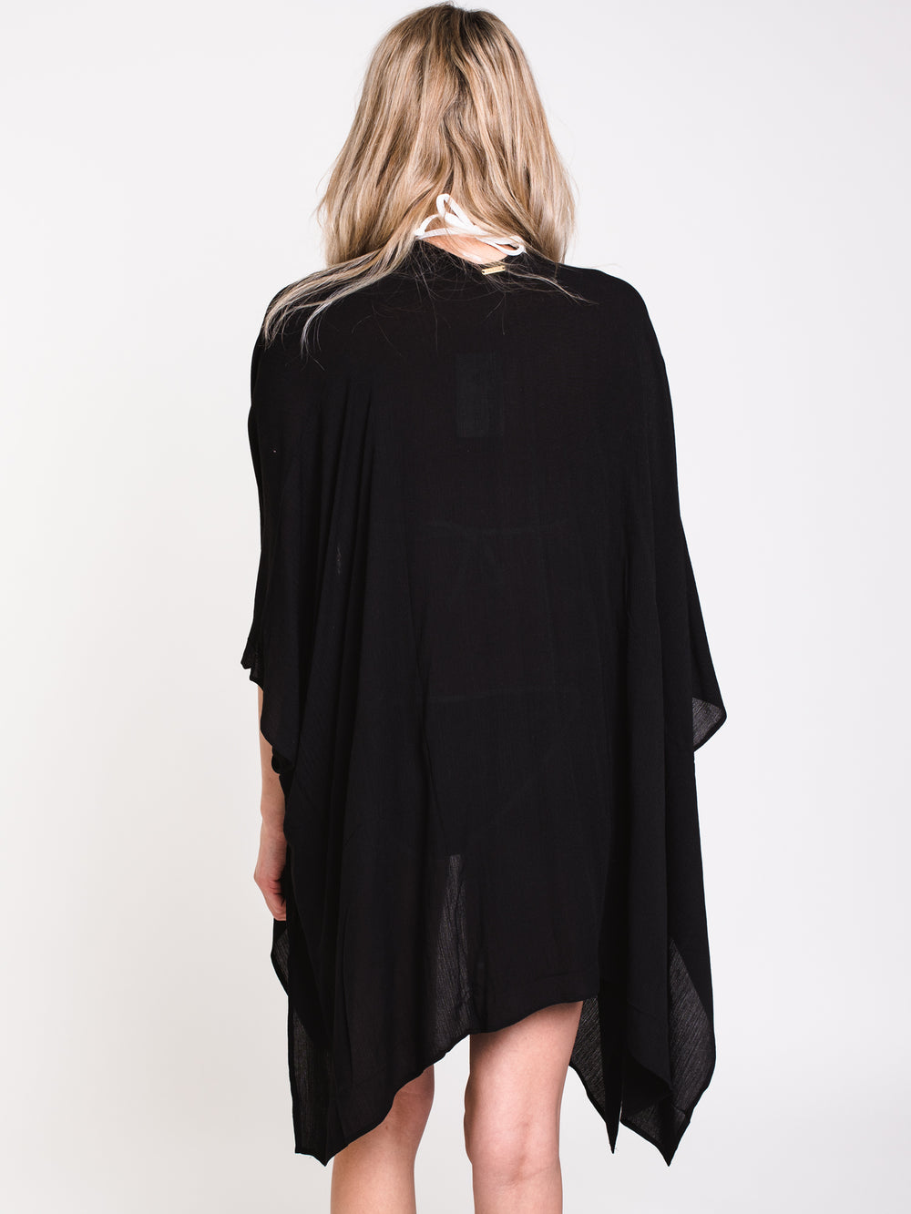 AUBREE COVER UP - BLACK