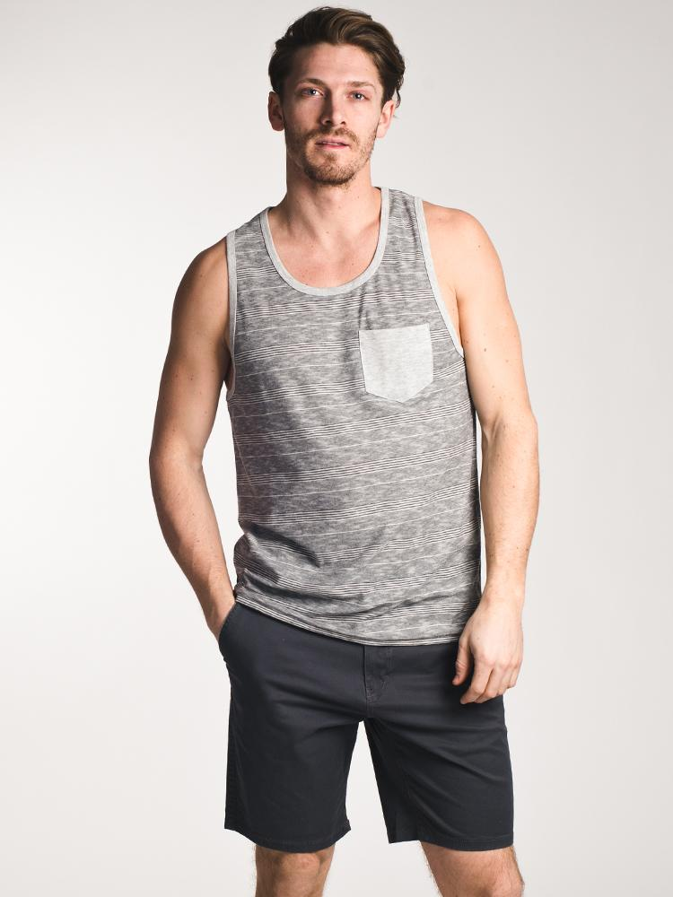 MENS ALEX UPDATE TANK- CLEARANCE