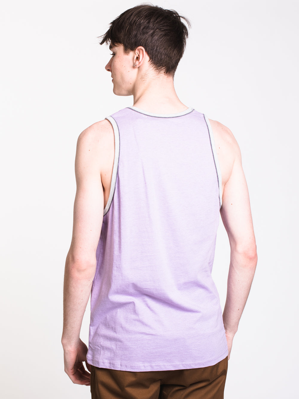 MENS COLTON RINGER TANK - CLEARANCE