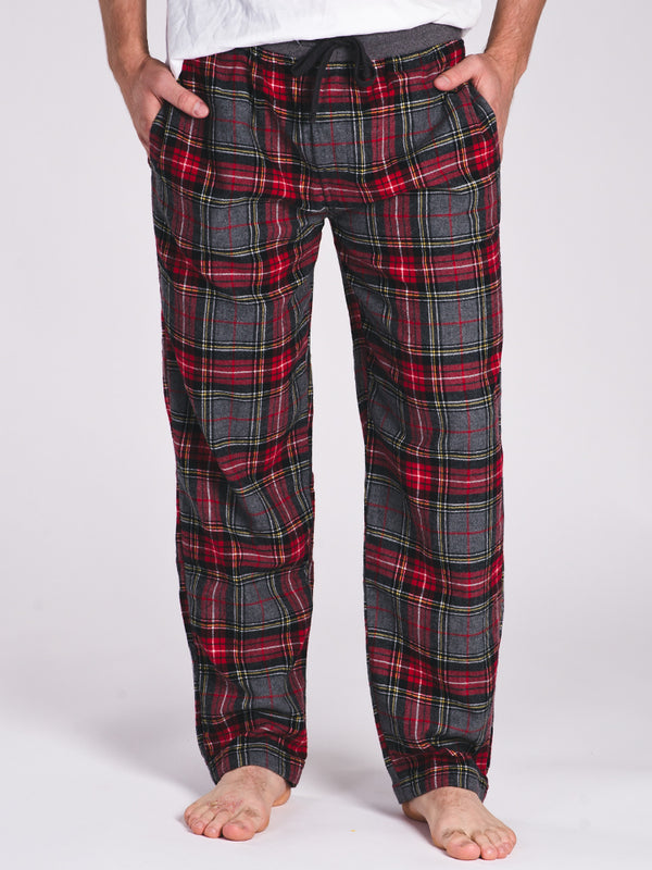 MENS WILSON PLAID PANT-BF - CLEARANCE