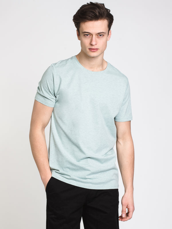 MENS VICTOR CREWNECK T - MINT