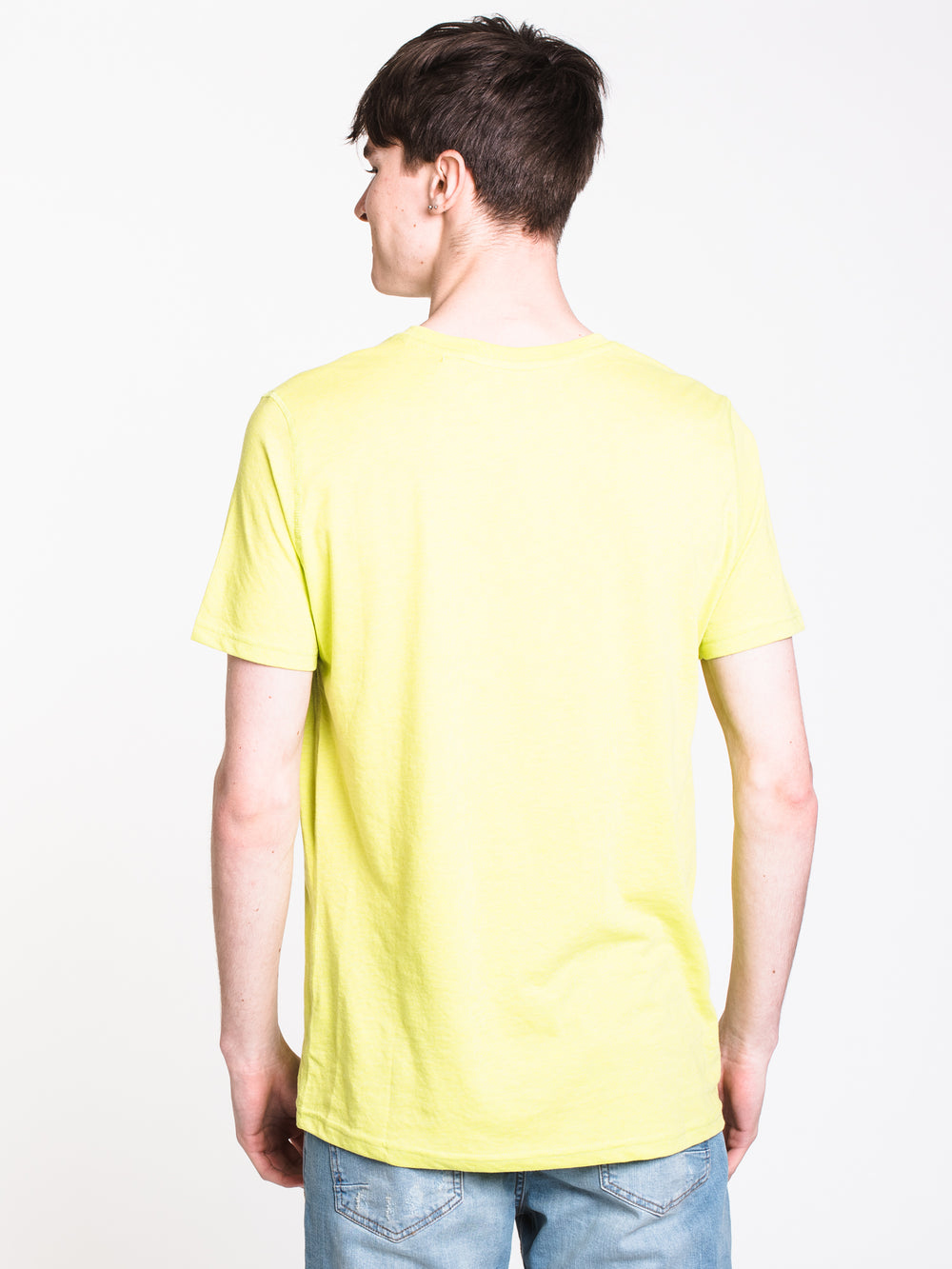 MENS VICTOR VNECK - LIME