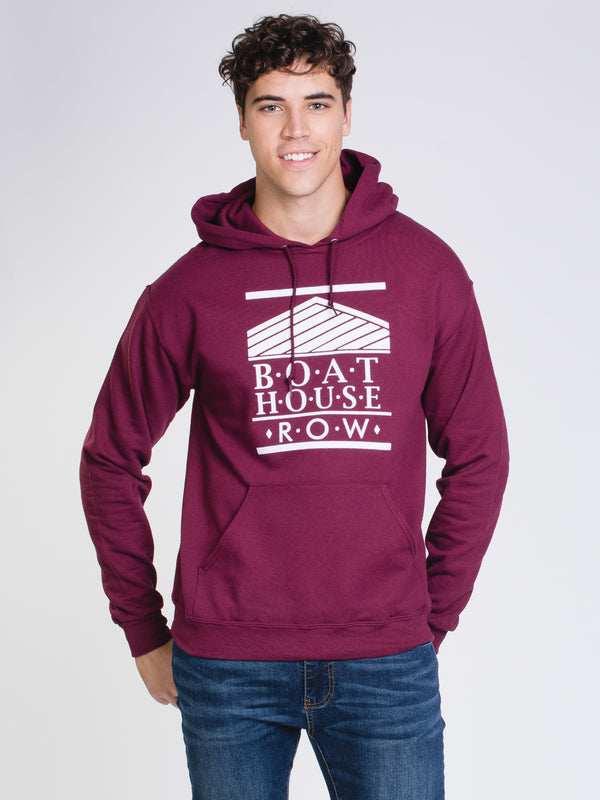 BOATHOUSE RETRO BH LOGO FLOCK HD - MAR