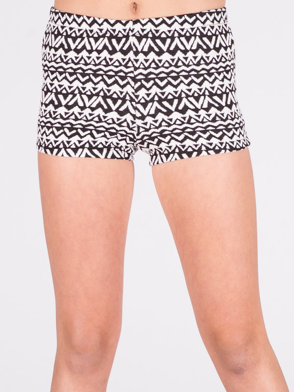 WOMENS COVE FITTED KNIT SHORT- CLEARANCE