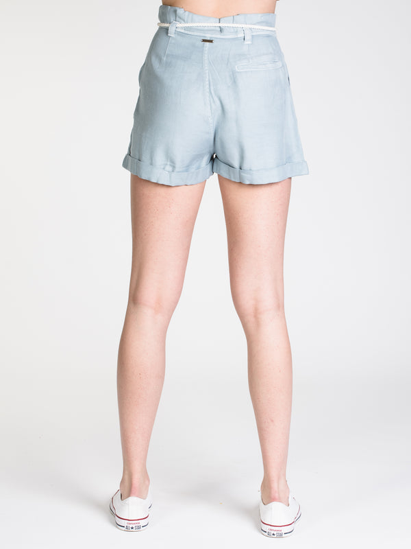 WOMENS EXPLORE MORE HW - CHAMBRAY
