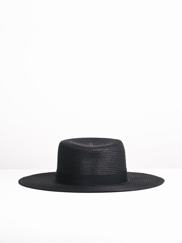 ABOAT TIME HAT - BLACK