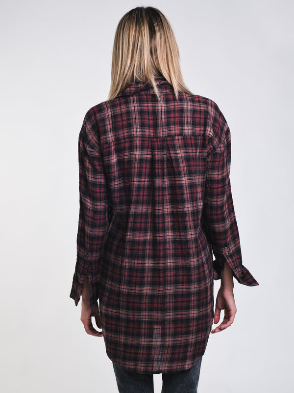 WOMENS TALES OF WINTER - PLAID - CLEARANCE