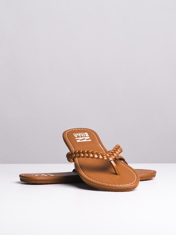WOMENS BEACH BRAID DESERT DAZE SANDALS- CLEARANCE