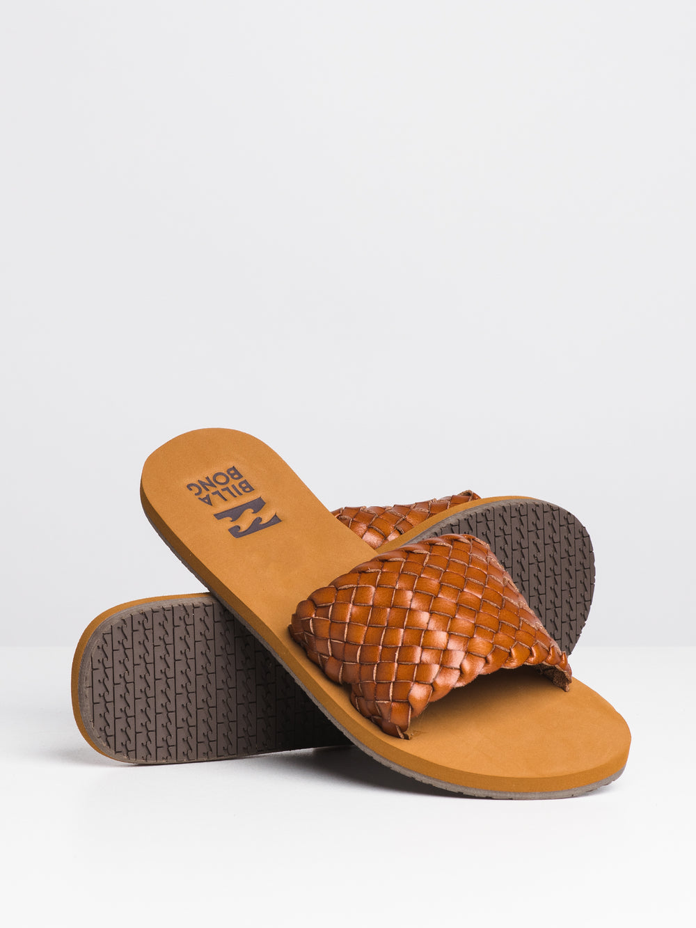 WOMENS ONE WAY - TAN