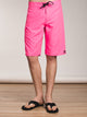 MENS ALL DAY SOLID B-SHORT - PINK- CLEARANCE