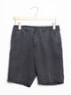 MENS NEW ORDER OVD 19' SHORT - BLK