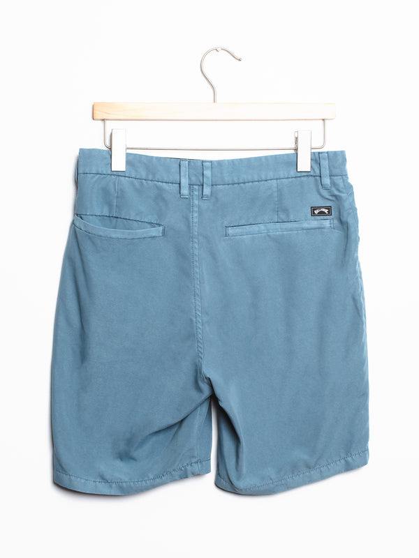 MENS NEW ORDER OVD 19' SHORT - BLU