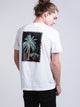 MENS BONDEYE SHORT SLEEVE T-SHIRT - WHITE