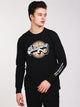 MENS DAZED LONG SLEEVE T-SHIRT