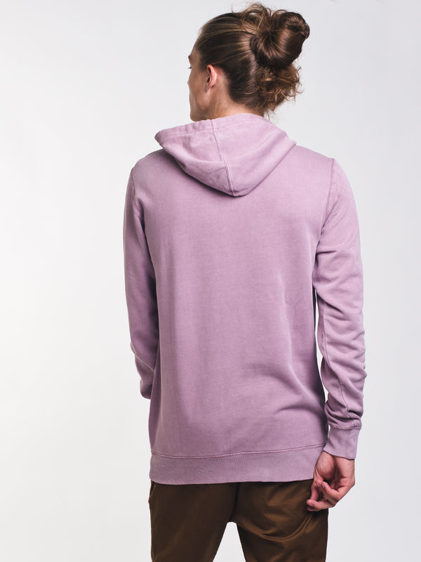 MENS EIGHTY SIX PULLOVER HOODIE- PINK