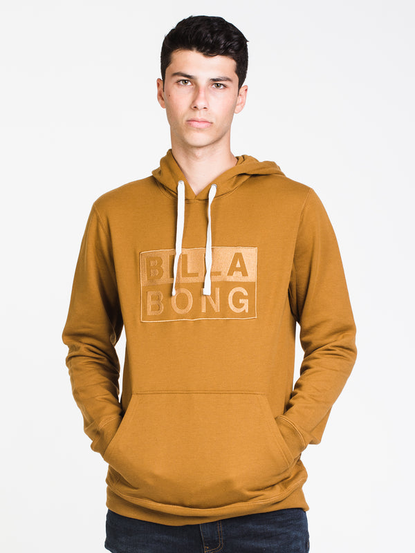 MENS ALL DAY VIRTUE PULLOVER HOODIE- HASH