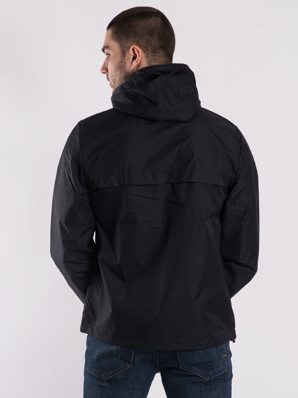 MENS TRANSPORT JACKET - BLACK