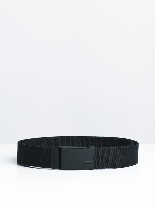 COG WEB BELT - BLACK