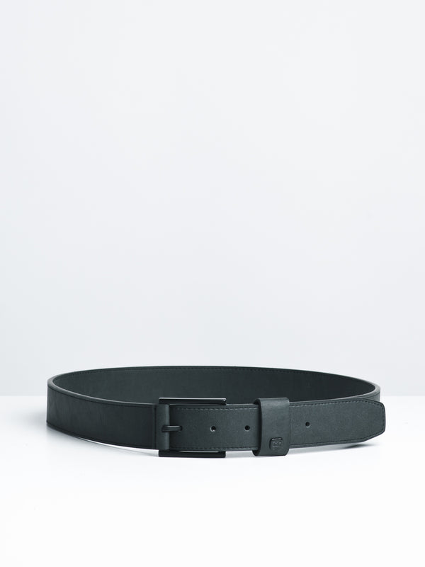 GAVIOTA PU BELT - BLACK